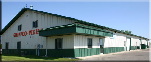 farm and industrial supply building