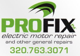 profix electric motor repair