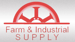 farm and industrial supply logo